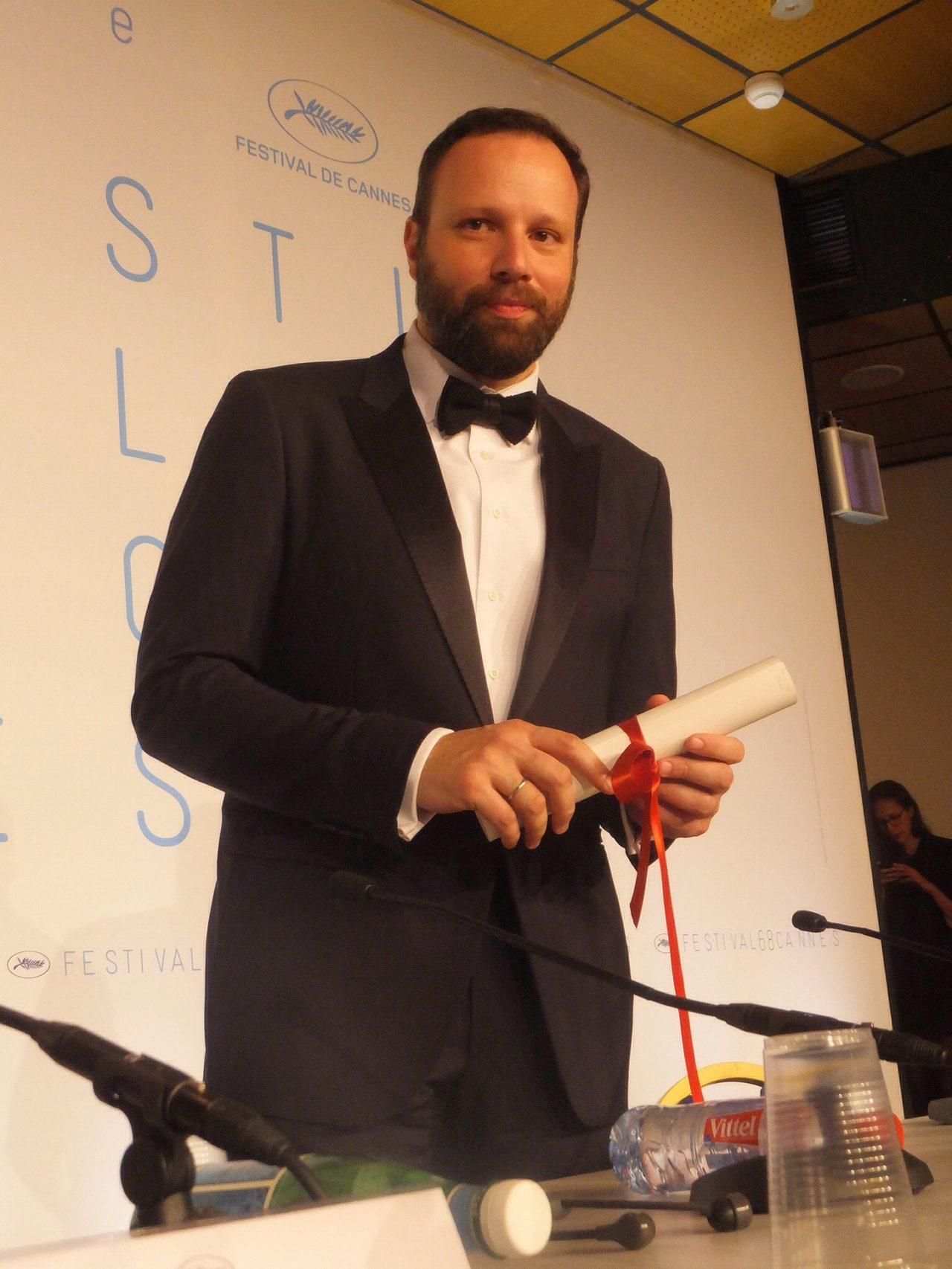 画像: 審査員賞はギリシアのヨルゴス・ランティモス『ロブスター』
