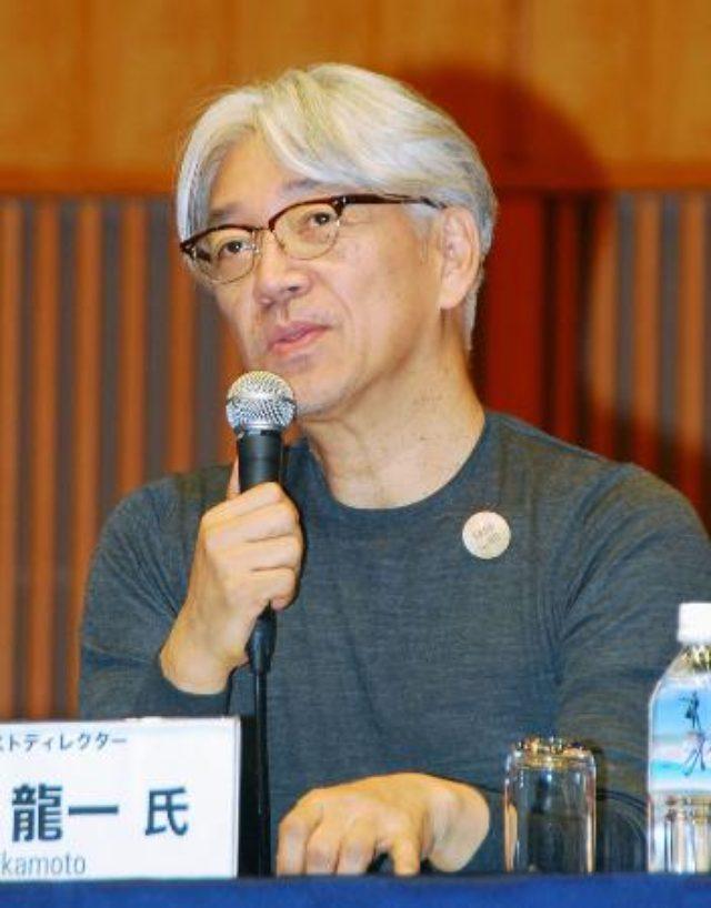 画像: 芸術祭監督の坂本龍一さんが会見 札幌の特色生かす - 47NEWS(よんななニュース)