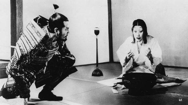 画像1: 『蜘蛛巣城』(1957)。監督:黒澤明(C)京都文化博物館 映像情報室 The Museum of Kyoto, Kyoto Film Archive  http://www.bunpaku.or.jp/exhi_film.html
