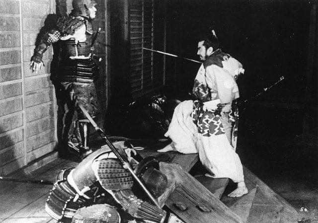 画像2: 『蜘蛛巣城』(1957)。監督:黒澤明(C)京都文化博物館 映像情報室 The Museum of Kyoto, Kyoto Film Archive  http://www.bunpaku.or.jp/exhi_film.html