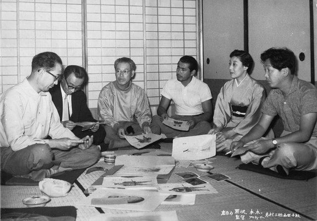 画像: (c)京都文化博物館 映像情報室 The Museum of Kyoto, Kyoto Film Archive http://www.bunpaku.or.jp/exhi_film.html