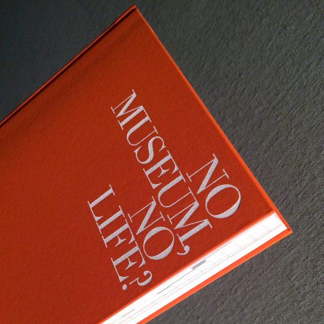 画像: ©cinefil.asia 「No Museum, No Life? ―これからの美術館事典  国立美術館コレクションによる展覧会」カタログ@東京国立近代美術館