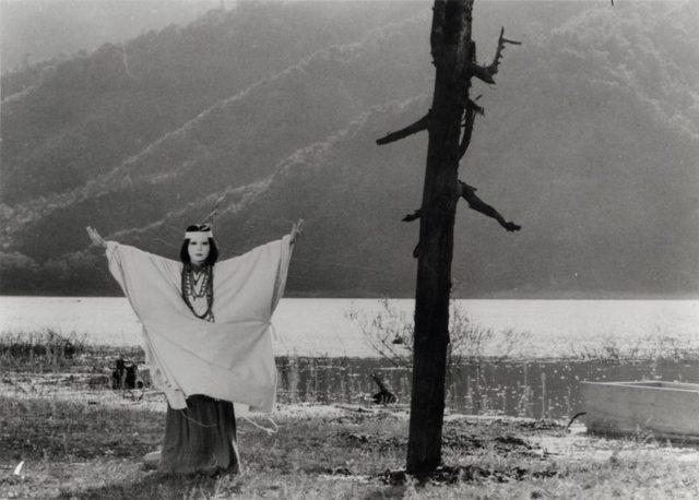 画像: 『卑弥呼』(1974年) ©1974 表現社/ATG