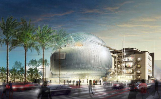 画像: アカデミー、映画博物館を建築へ 2017年の完成目指し今夏より開始