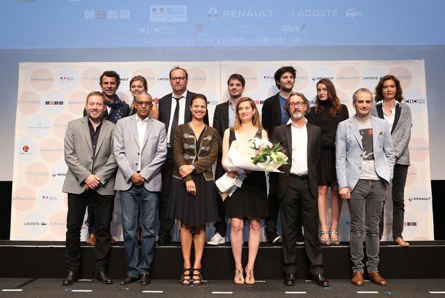 画像: 華やかな幕開け!フランス映画祭2015!来日した12人のフランス映画人が登壇!