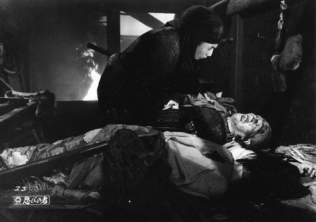 画像3: 『忍びの者』1961(昭和36)年東映京都作品/110分・カラー