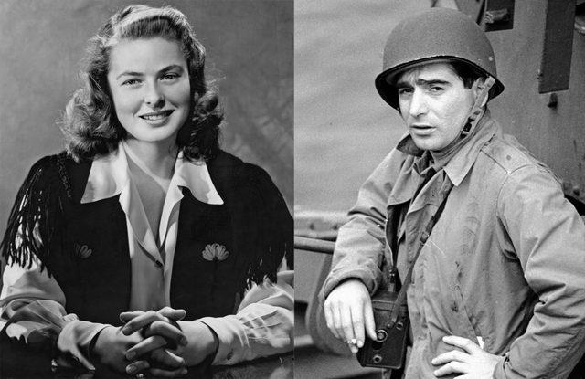 画像: 名女優イングリッド・バーグマンと伝説の戦場カメラマンのロマンスを描く映画が始動!