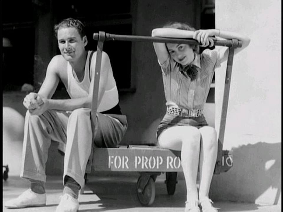 画像10: ミュージアムプランナーの映画そぞろ歩き#24『風と共に去りぬ』(1939)のオリビア・デハビランド、99歳の誕生日です。