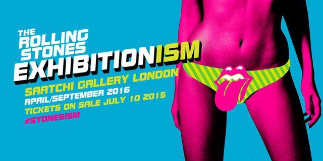 画像: ロンドンで大規模なローリング・ストーンズ展!現代美術で有名な美術館Saatchi Galleryで2016年に開催!