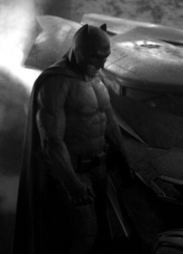 画像: バットマン vs スーパーマン ジャスティスの誕生』 監督ザック・スナイダーのツイッターより http://www.crank-in.net/movie/news/37850