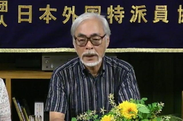 画像: 宮崎駿監督が安倍首相を批判「歴史に名前を残したいのだと思うが、愚劣だ」