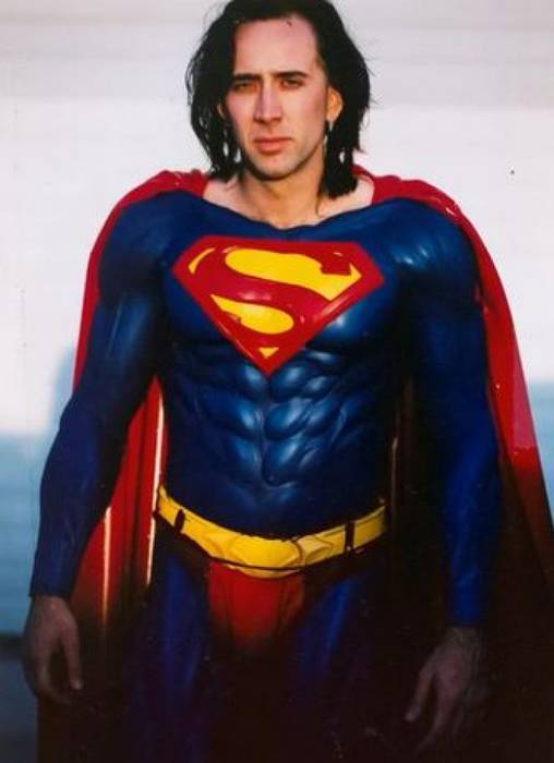 画像: ニコラス・ケイジのスーパーマン