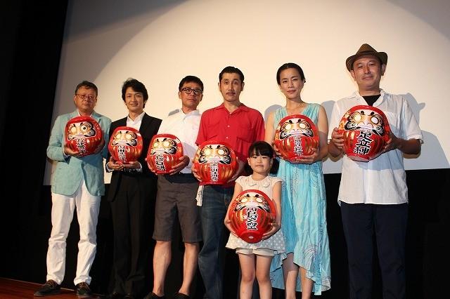 画像: 大崎章監督、10年ぶり新作「お盆の弟」で再出発「この瞬間が夢のよう」 : 映画ニュース - 映画.com