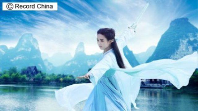 画像: 23日、中国で放送中の時代劇ドラマ「花千骨」が、今度はハリウッド映画からのパクリを指摘されている。写真は「花千骨」。(Record China) http://www.excite.co.jp/News/photo_news/p-3940529/