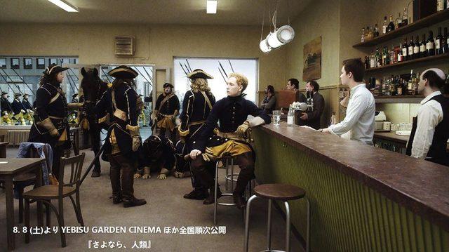 画像2: ロイ・アンダーソン監督『さよなら人類』初の本格全米公開は、アロノフスキー&イニャリトゥ両監督が強力サポート!