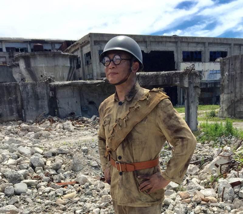 画像3: 日中間で活躍する国際俳優、黄実