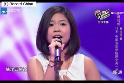 画像: 「テレサ・テンの生まれ変わり」に大反響、16歳のタイ人少女が話題沸騰―中国 - エキサイトニュース