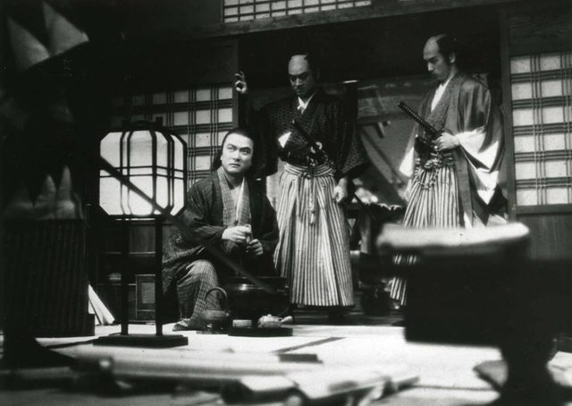 画像2: (C)京都文化博物館 映像情報室 The Museum of Kyoto, Kyoto Film Archive 京都文化博物館フィルムシアター、『天才脚本家 梶原金八』と『チャンバラが消えた日』関連上映。7月30日は『その前夜』(1939)。山中貞雄監督。
