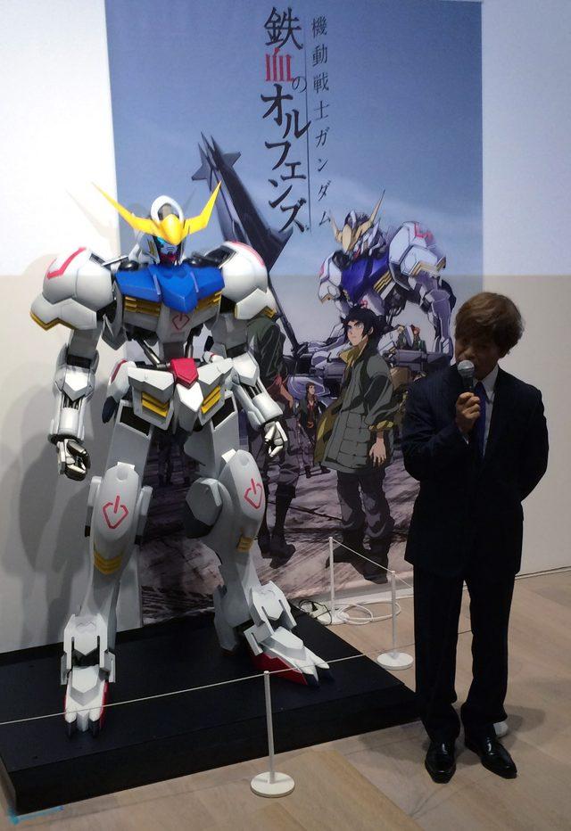 画像: 古谷徹氏と10月からTV放送予定の新作ポスター・モデル photo(C)cinefil art review