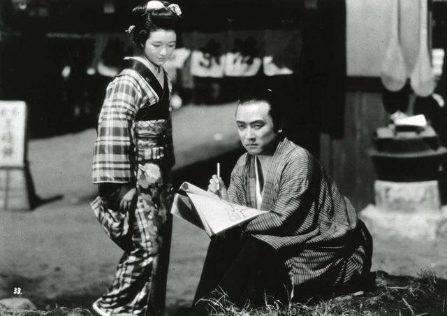画像5: (C)京都文化博物館 映像情報室 The Museum of Kyoto, Kyoto Film Archive 京都文化博物館フィルムシアター、『天才脚本家 梶原金八』と『チャンバラが消えた日』関連上映。7月30日は『その前夜』(1939)。山中貞雄監督。