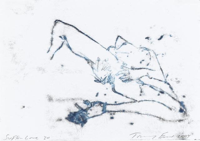 画像: Tracey Emin, Those who suffer love, 2009 © Courtesy Tracey Emin Studio © Bildrecht, Vienna 2015