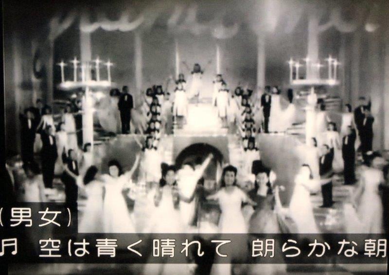 画像: 『グランドショウ1946年』 画面写真 http://santarou-no-daiarii.blog.so-net.ne.jp/2014-03-09