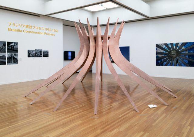画像: 「ブラジリア大聖堂」の模型(C)cinefil art review