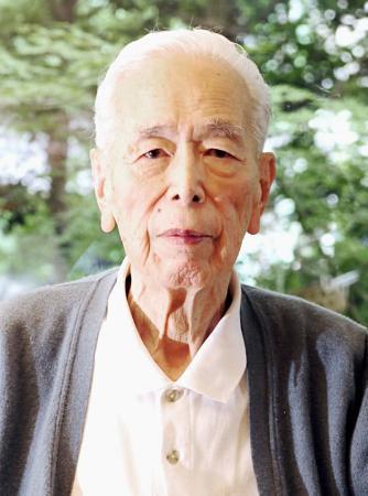 画像: 作家の阿川弘之さん死去 海軍小説やエッセー - 47NEWS(よんななニュース)