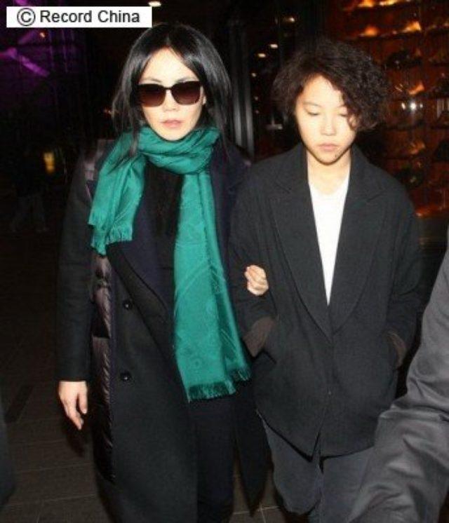 画像: デビュー目前のフェイ・ウォン娘、今月7日に重大発表?母親は仕事放棄で応援―香港 - エキサイトニュース