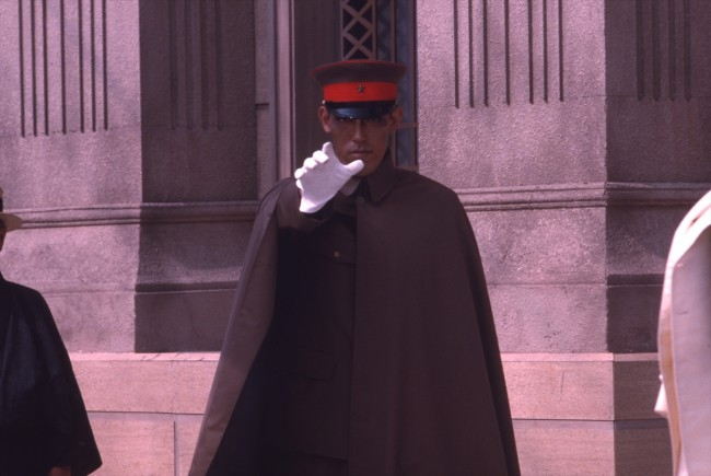 画像: 帝都のアイコンと言えばこの嶋田久作 http://www.crank-in.net/movie/news/36942