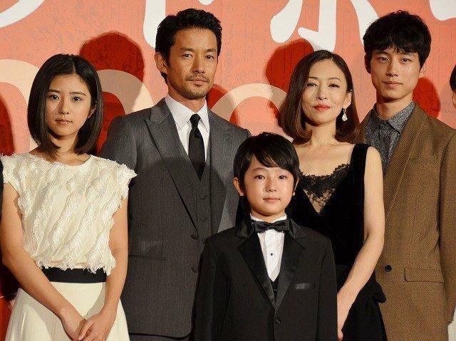 画像: 竹野内豊、初共演の松雪泰子と2人きりの場面少なく「ちょっと残念」 : 映画ニュース - 映画.com