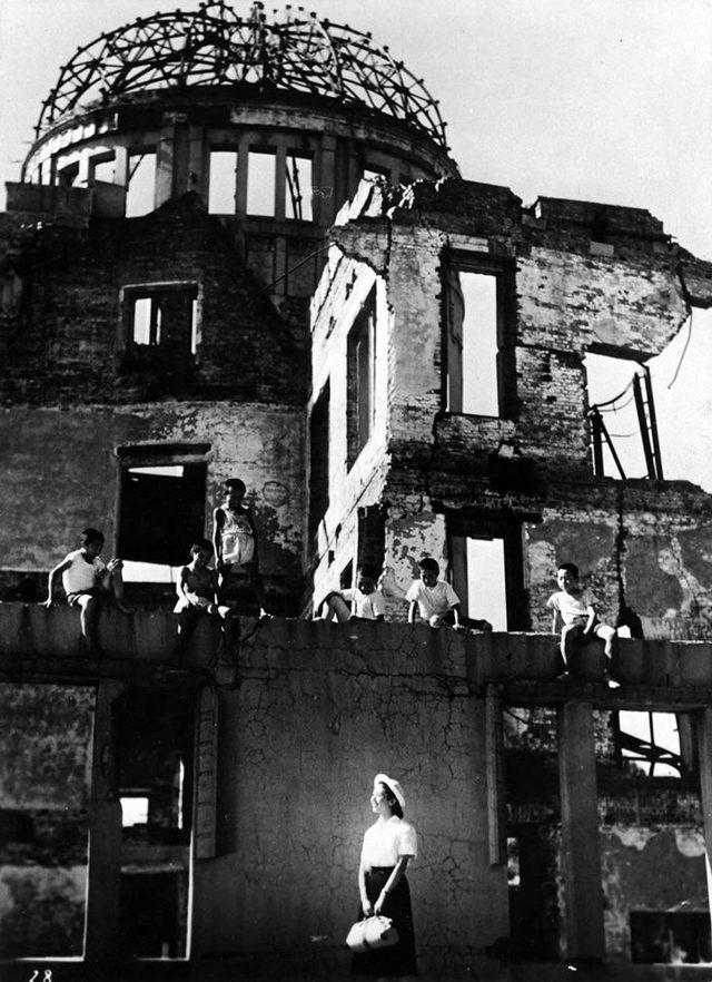 画像1: 戦争と映画−戦意高揚映画から反戦映画まで。 『原爆の子』(1952)@京都文化博物館フィルムシアター