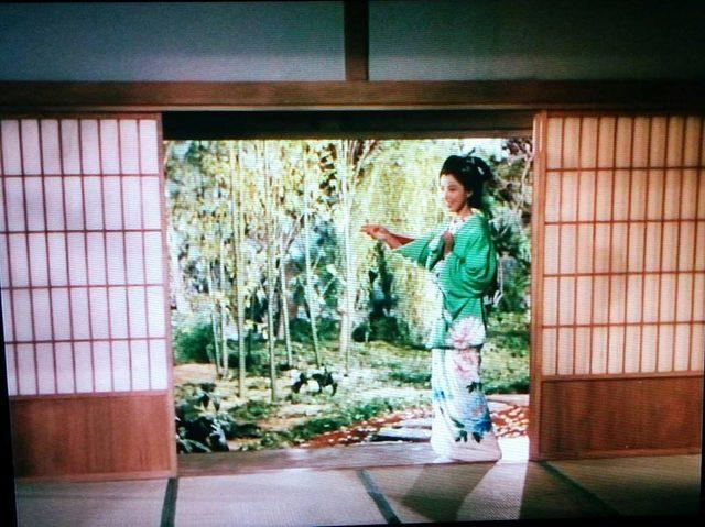 画像3: ©cinefil asia 八千草薫主演、日伊合作オペラ映画『蝶々夫人』 (1955)