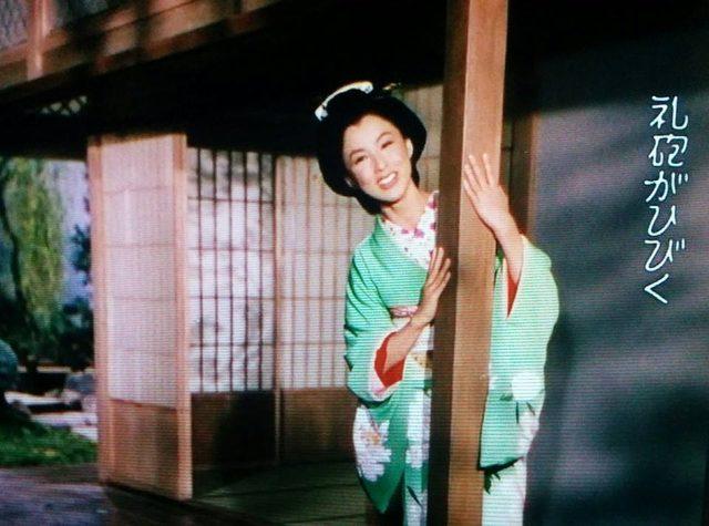 画像2: ©cinefil asia 八千草薫主演、日伊合作オペラ映画『蝶々夫人』 (1955)