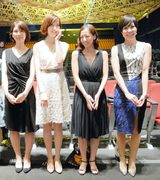 画像: ロカルノ映画祭、「ハッピーアワー」で最優秀女優賞:朝日新聞デジタル