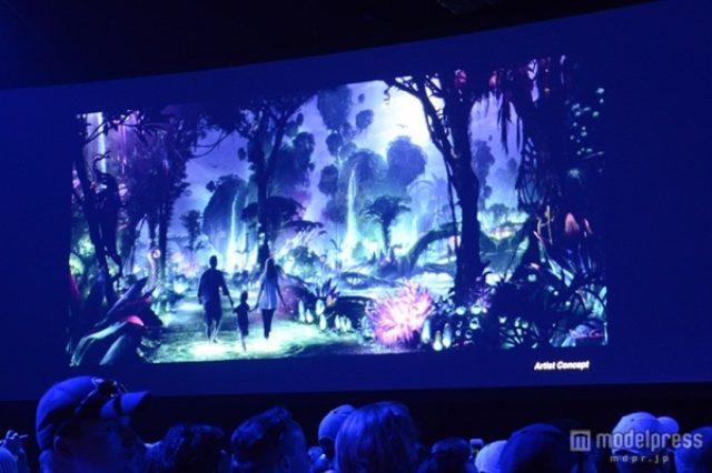 画像: ディズニー、映画「アバター」の新エリア詳細発表 ジェームズ・キャメロンがサプライズ登場<「D23」現地レポ2日目> - モデルプレス