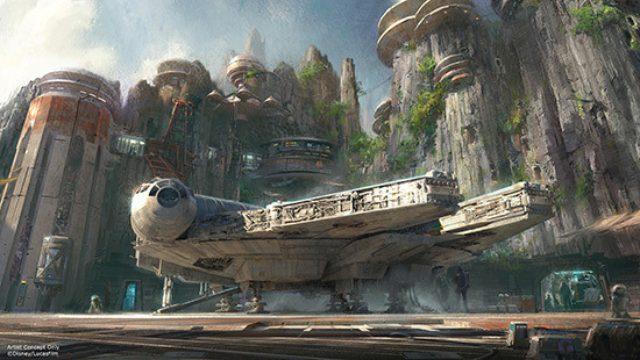 画像: ディズニーがスターウォーズをテーマにしたアトラクションの建設を発表―フォースが我らと共にあらんことを   TechCrunch Japan