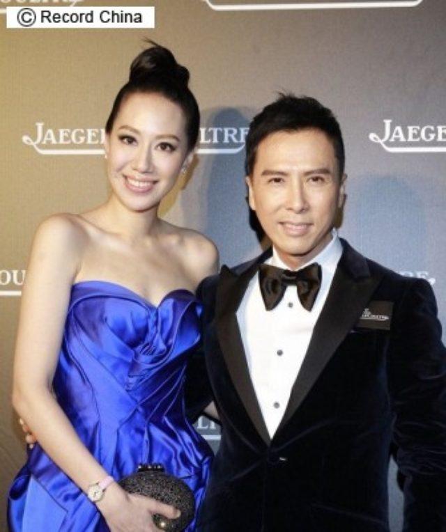 画像: ベッドシーン拒み続けるドニー・イェン、理由は「愛妻を悲しませないため」―香港 - エキサイトニュース