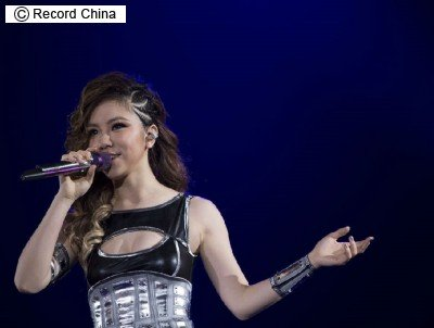 画像: 「最も影響力を持つ著名人」ランキング、女性歌手G.E.M.が1位を獲得―香港 - エキサイトニュース