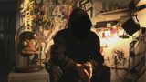 画像: 映画『イグジット・スルー・ザ・ギフトショップ』でのBANKSY http://www.uplink.co.jp/exitthrough/artist/