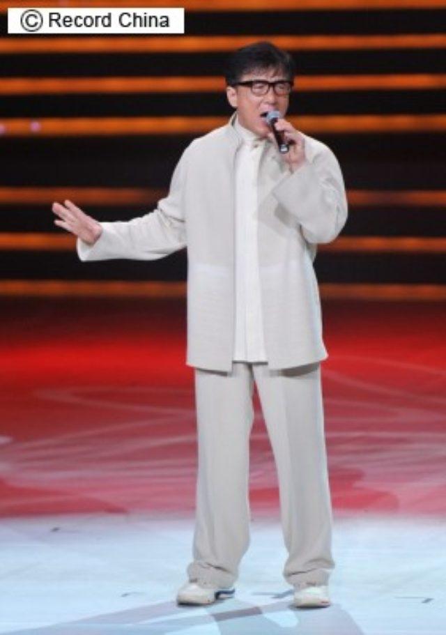画像: 抗日戦争70周年の記念映画を紹介、ジャッキー・チェンが愛国ソングで盛り上げ―中国 - エキサイトニュース