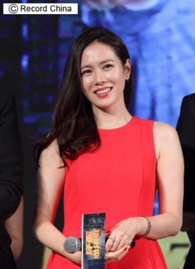 画像: 韓流女優ソン・イェジンが中国語セリフに悪戦苦闘!チェン・ボーリンも苦労語る―中国 - エキサイトニュース