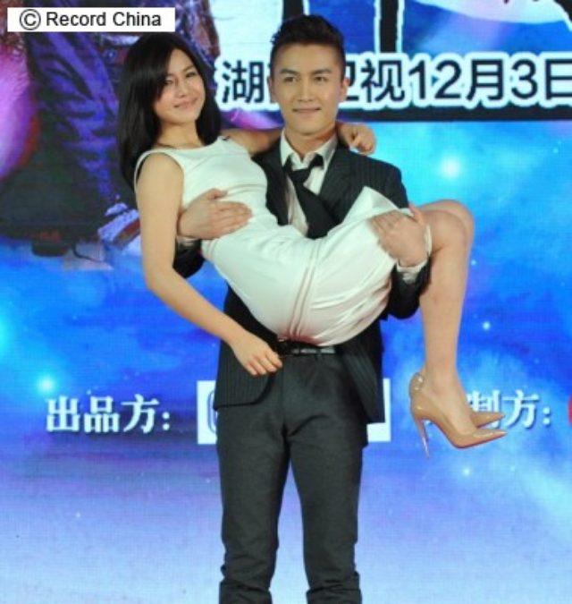 画像: 「国民的女神」ミシェル・チェン、共演した中国イケメン俳優との交際発表―台湾 - エキサイトニュース