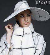 画像1: 『Harper's BAZAAR (ハーパースバザー)』 http://ameblo.jp/audrey-beautytips/entry-11909456438.html