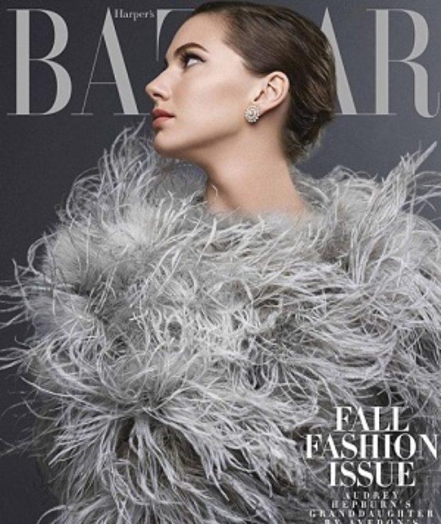 画像2: 『Harper's BAZAAR (ハーパースバザー)』 http://ameblo.jp/audrey-beautytips/entry-11909456438.html