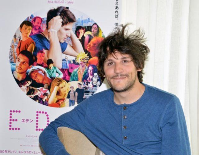 画像: 来日中『EDEN/エデン』で主演のフェリックス・ドゥ・ジヴリ http://www.cinematoday.jp/page/N0076056