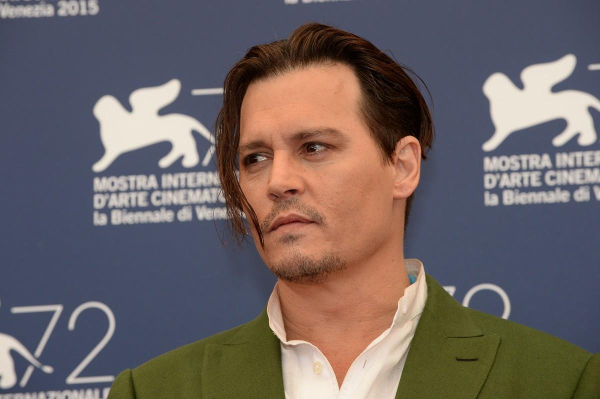 画像: ジョニー・デップ、作品ごとに「へんげ」する理由を明かす【第72回ベネチア国際映画祭】