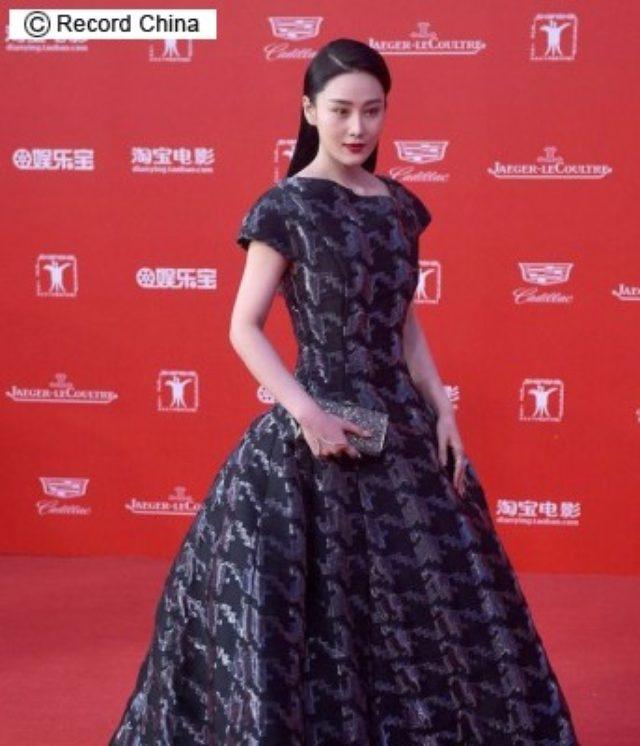 画像: 国際映画祭レッドカーペットで批判された中国人女優、「それも一種の愛」と強心臓ぶり―中国 - エキサイトニュース