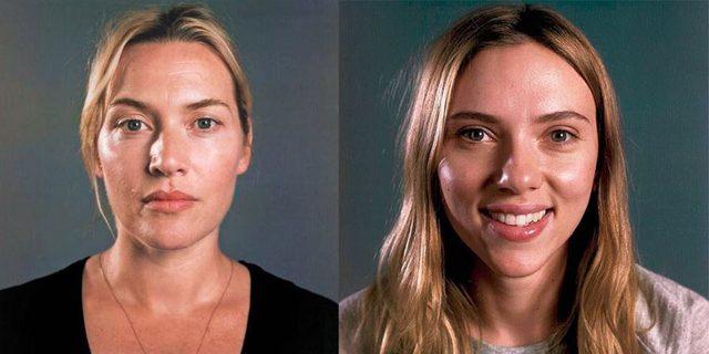 画像: ケイト・ウィンスレットとスカーレット・ヨハンソンが「すっぴん」を公開した理由