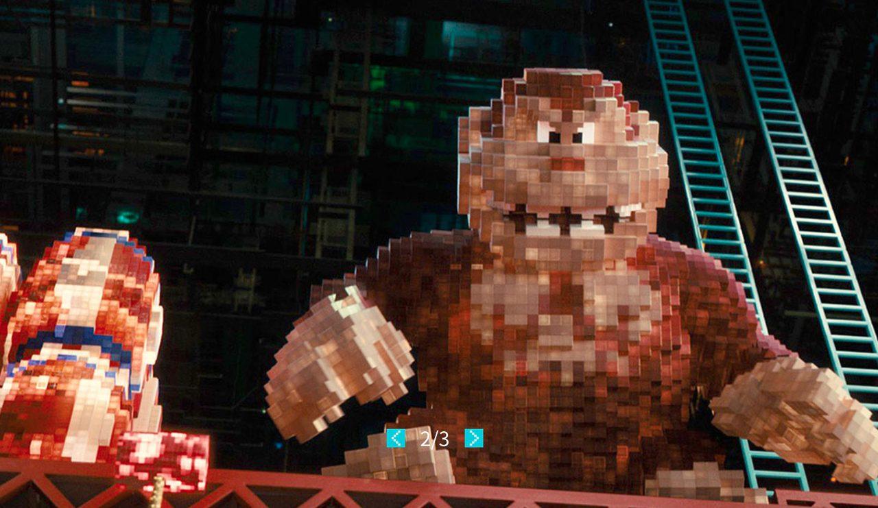 画像1: 公式サイトより ©2015CTMG www.pixel-movie.jp